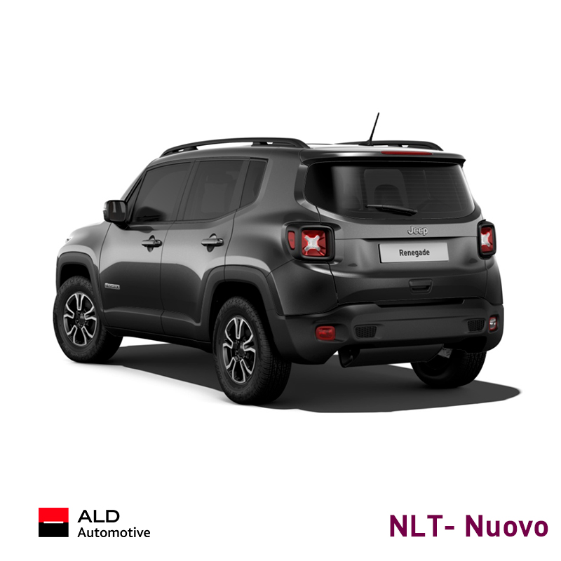 Jeep Renegade 1.3 T4 DDCT Business 2018 1