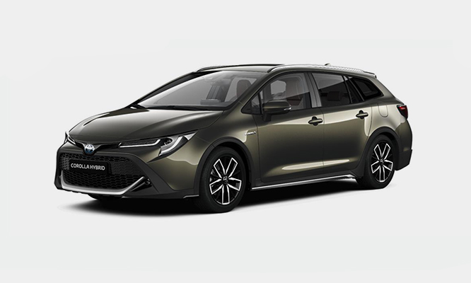 Toyota Corolla SW 0