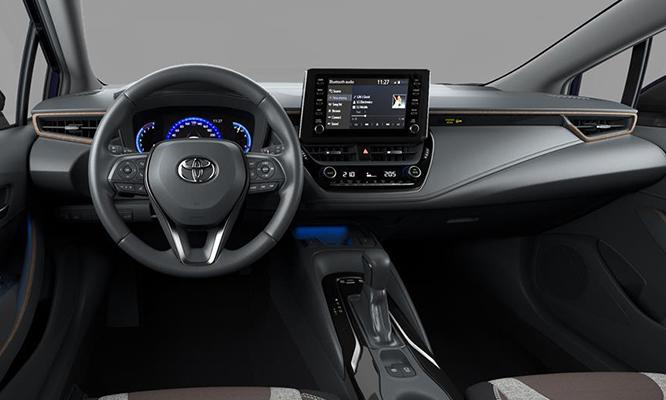 Toyota Corolla SW 3