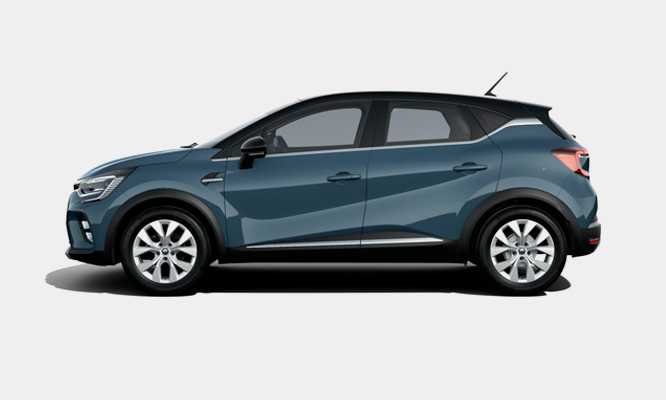 Renault Captur Hybrid 1
