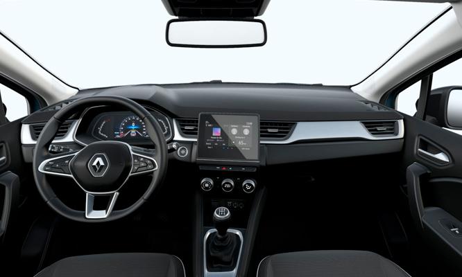 Renault Captur Hybrid 3