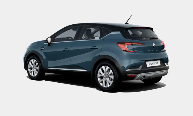 Renault Captur Hybrid 2
