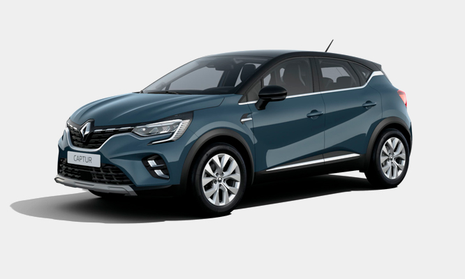 Renault Captur Hybrid 0