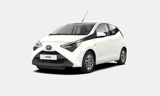Toyota Aygo 0