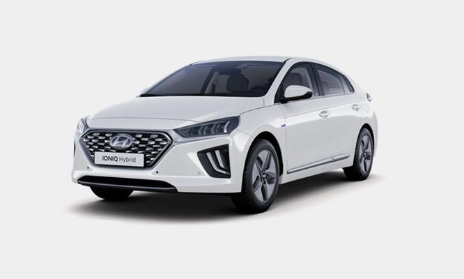 Hyundai Ioniq 0