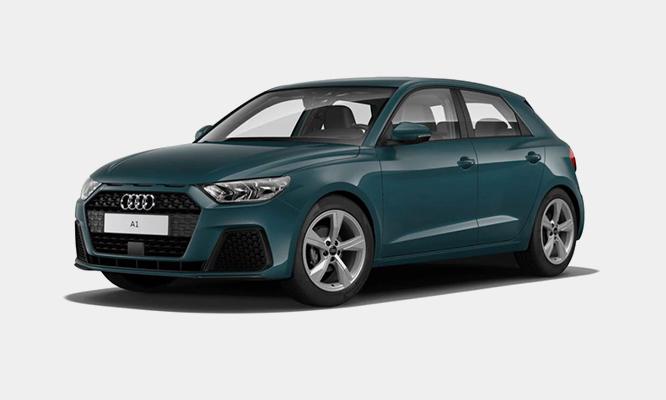 Audi A1 0