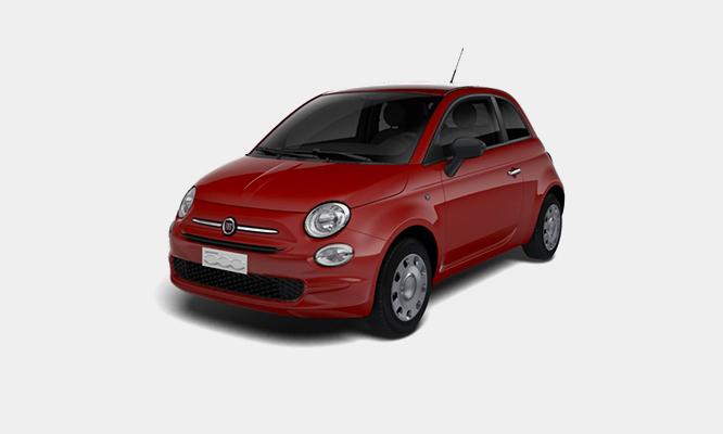 Fiat 500 Hybrid 0