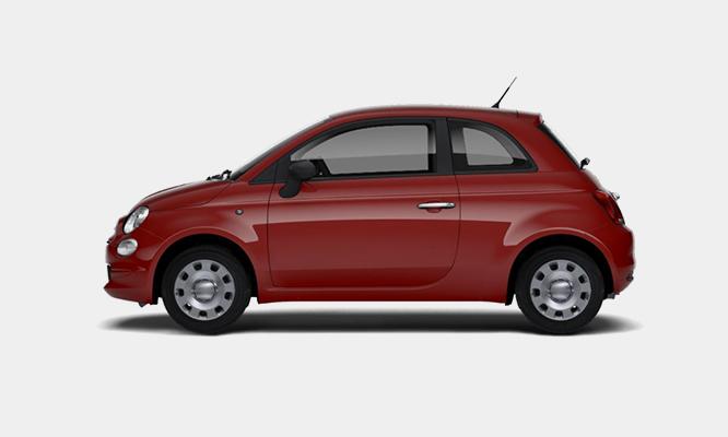 Fiat 500 Hybrid 1