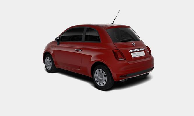 Fiat 500 Hybrid 2