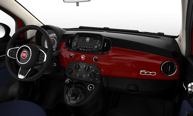 Fiat 500 Hybrid 3
