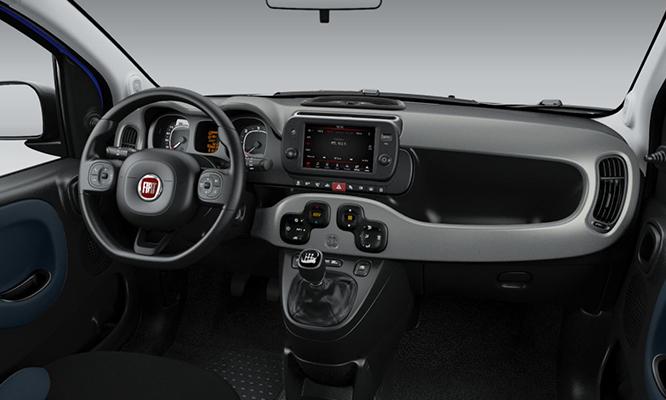 Fiat Panda Hybrid 3
