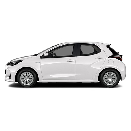 nlt Toyota Yaris Hybrid