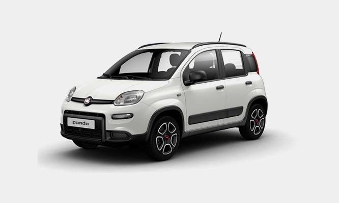 Fiat Panda Hybrid 0