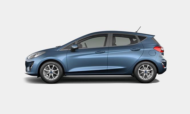 Ford Fiesta Hybrid 1