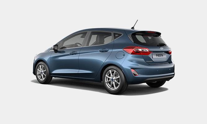 Ford Fiesta Hybrid 2