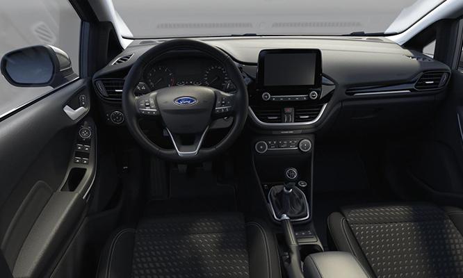 Ford Fiesta Hybrid 3