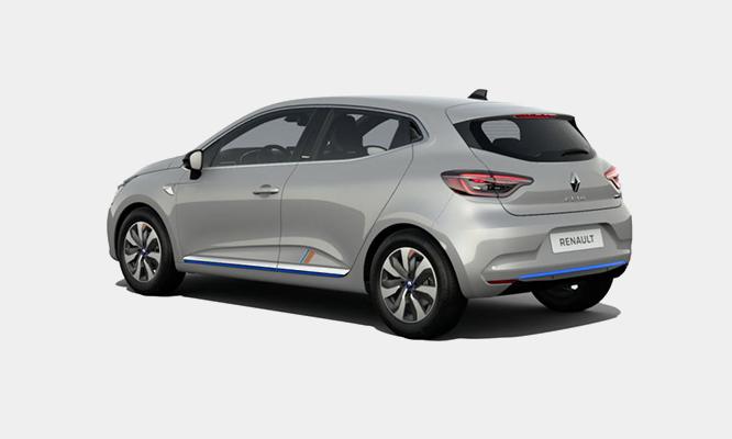 Renault Clio Hybrid 2