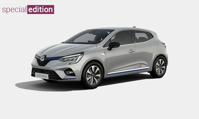 Renault Clio Hybrid 0