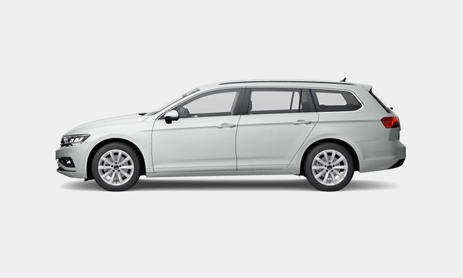 Volkswagen Passat 1