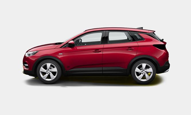 Opel Grandland X 1
