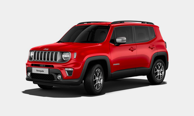 Jeep Renegade 0