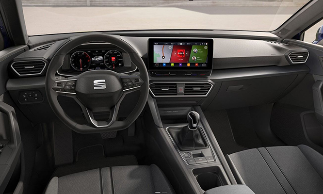 Seat Leon Hybrid 3