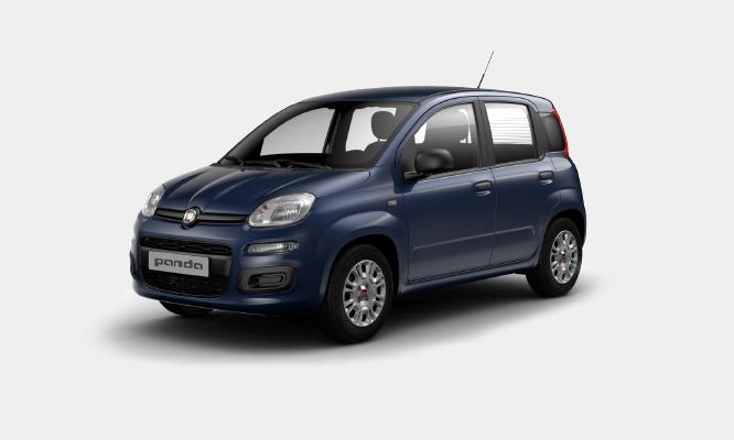 Fiat Panda GPL 0