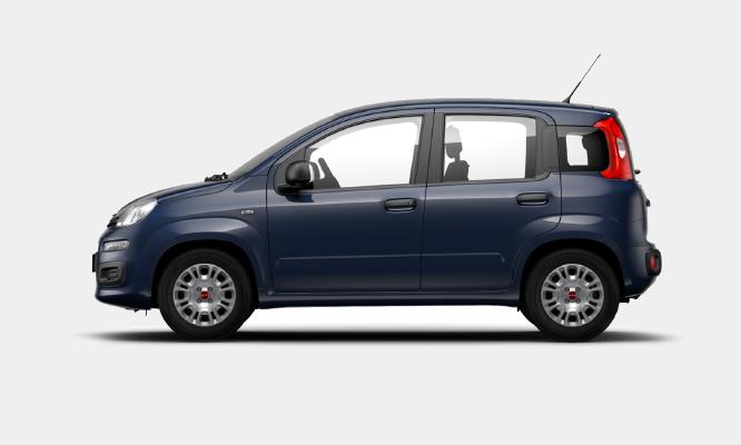 Fiat Panda GPL 1