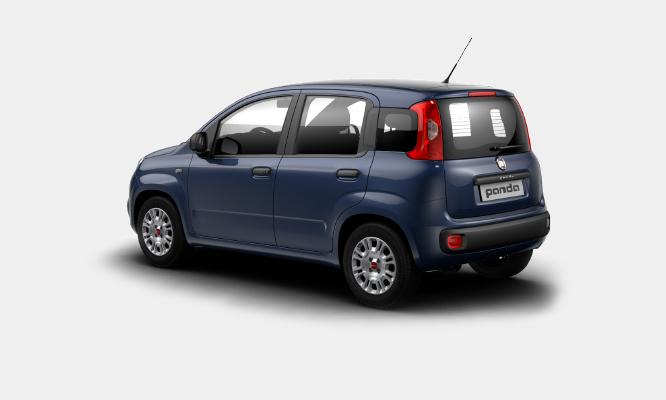 Fiat Panda GPL 2