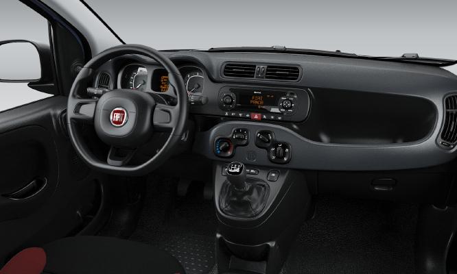Fiat Panda GPL 3