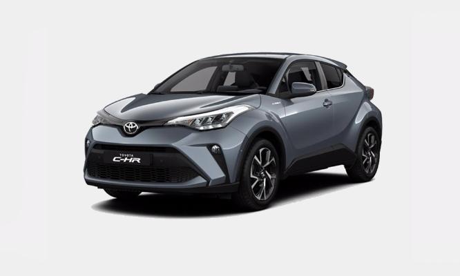 Toyota C-HR 0