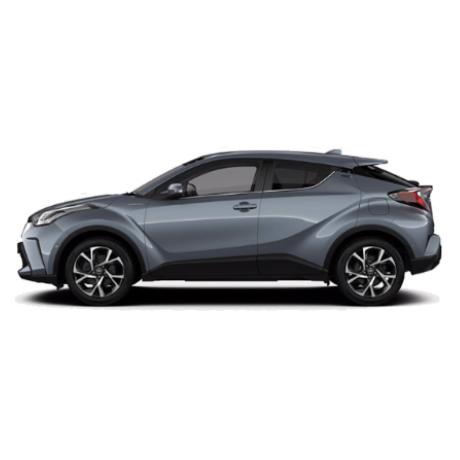 nlt Toyota C-HR hybrid