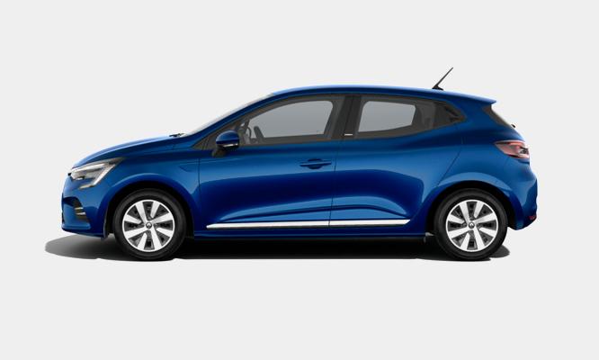Renault Clio Hybrid 1