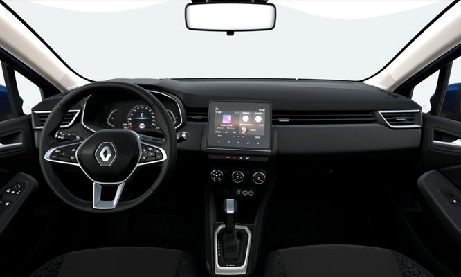 Renault Clio Hybrid 3