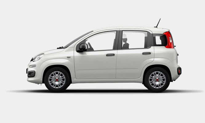 Fiat Panda Hybrid 1