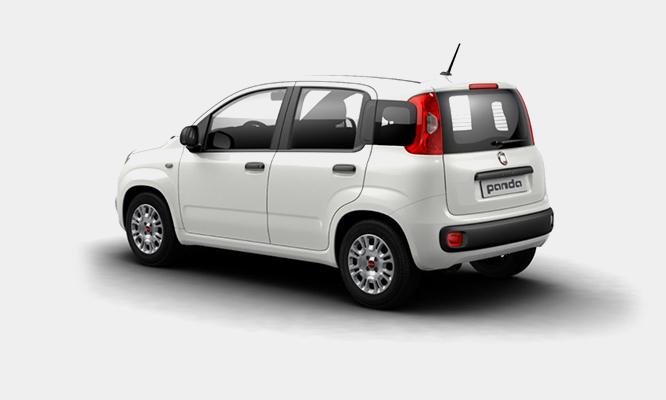 Fiat Panda Hybrid 2