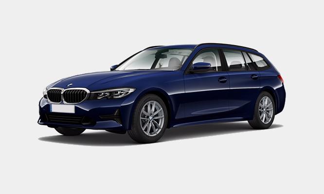 BMW Serie 3 320d Touring KM0 0
