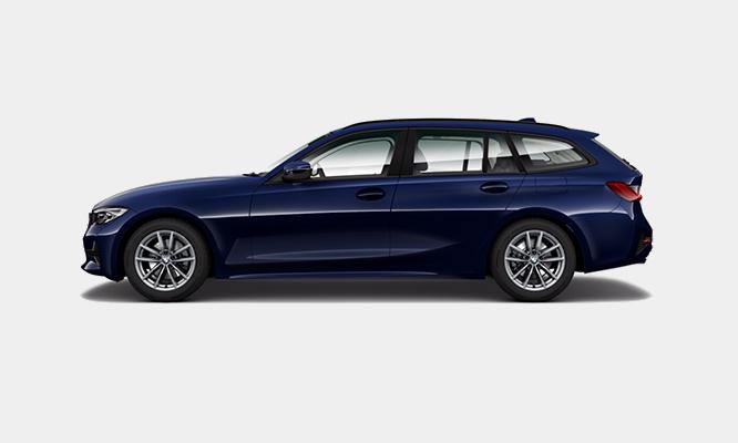 BMW Serie 3 320d Touring KM0 1