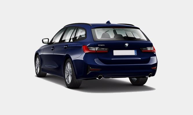 BMW Serie 3 320d Touring KM0 2