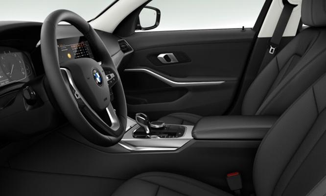 BMW Serie 3 320d Touring KM0 3