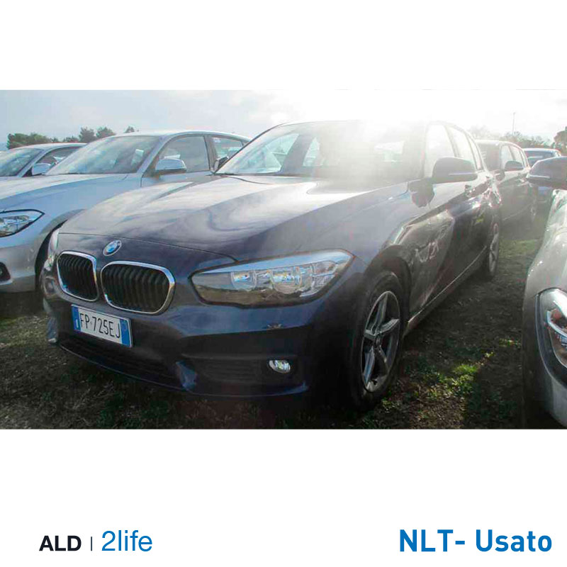 BMW Serie 1 118d Advantage 5p. 2017 0