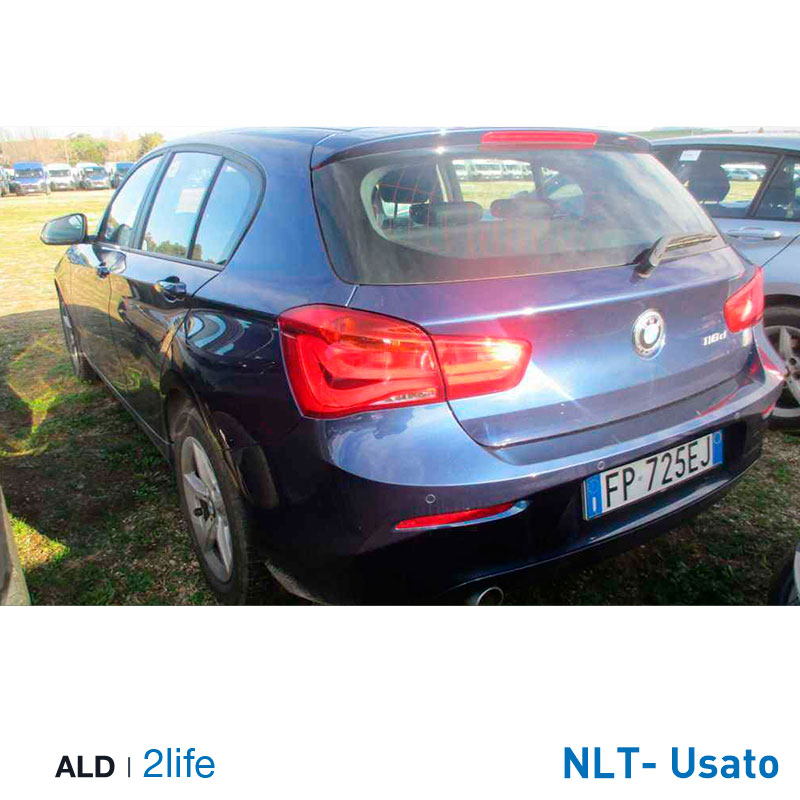 BMW Serie 1 118d Advantage 5p. 2017 1