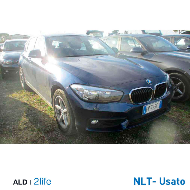 BMW Serie 1 118d Advantage 5p. 2017 3