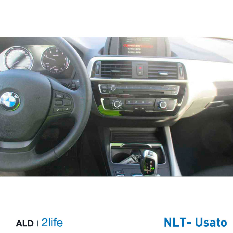 BMW Serie 1 118d Advantage 5p. 2017 7