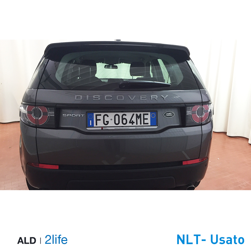 Land Rover Discovery Sport 2.0 TD4 150CV Aut. Business Edition Pure 2016 2