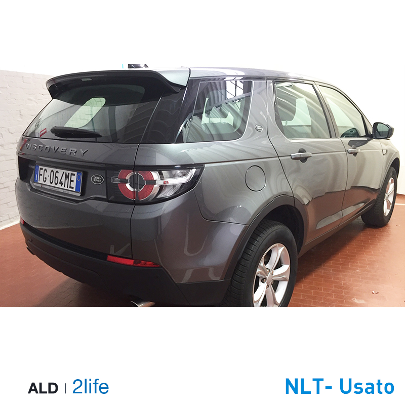 Land Rover Discovery Sport 2.0 TD4 150CV Aut. Business Edition Pure 2016 3