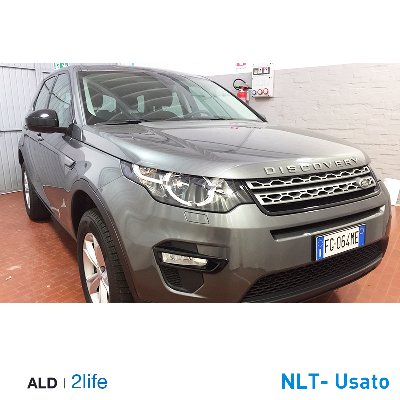 Land Rover Discovery Sport 2.0 TD4 150CV Aut. Business Edition Pure 2016 4