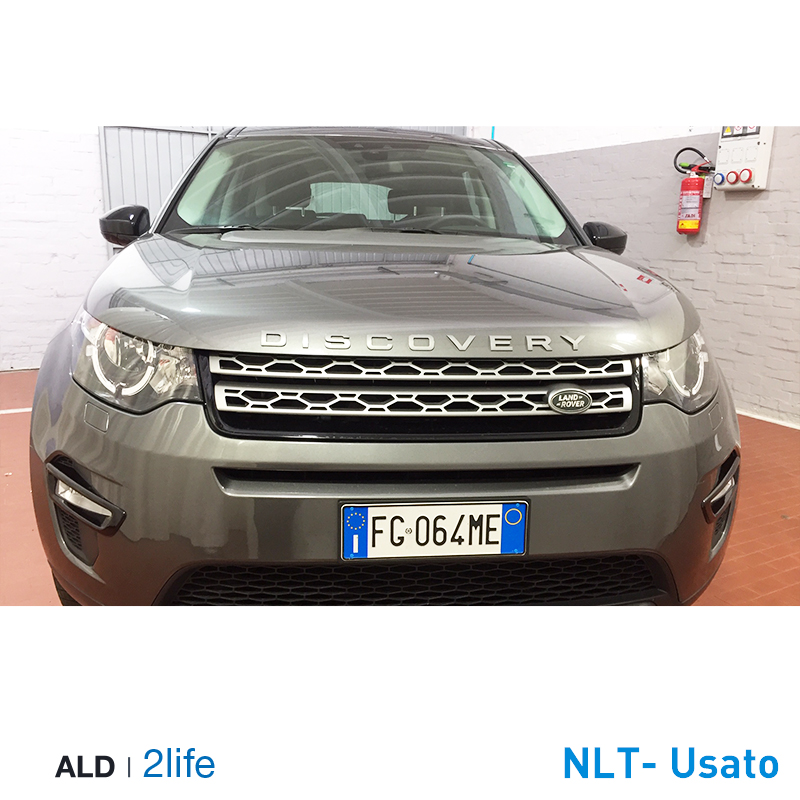 Land Rover Discovery Sport 2.0 TD4 150CV Aut. Business Edition Pure 2016 5