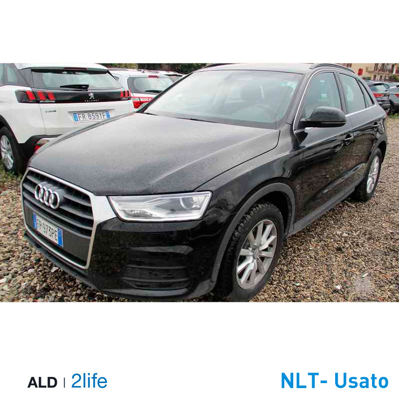 Audi Q3 2.0 TDI Business 2016 1