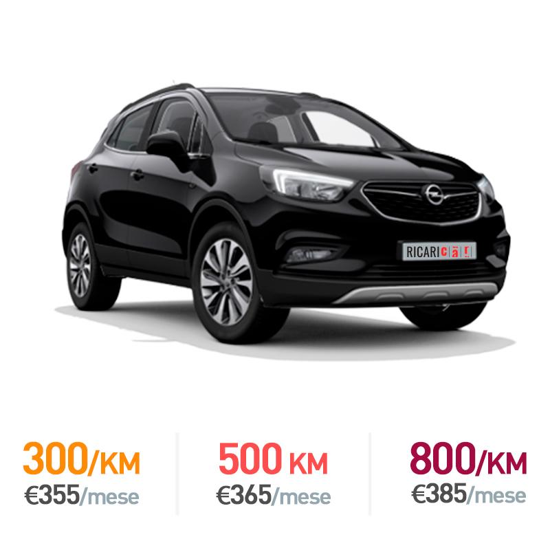 Opel Mokka X GPL 1.4T GPL-Tech 140CV 4x2 Advance 2018